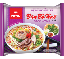 HUE STYLE INSTANT RICE VERMICELLI - BEEF FLAVOR