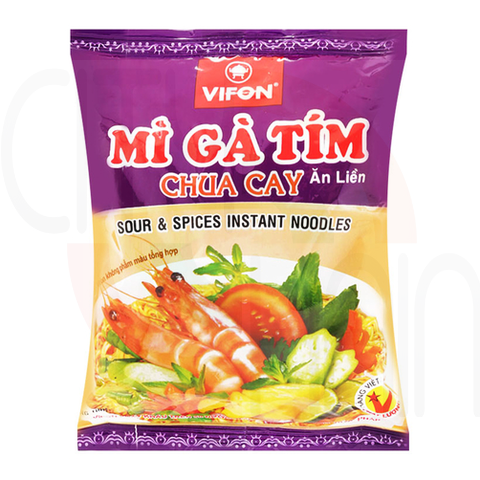 SOUR & SPICES INSTANT NOODLES